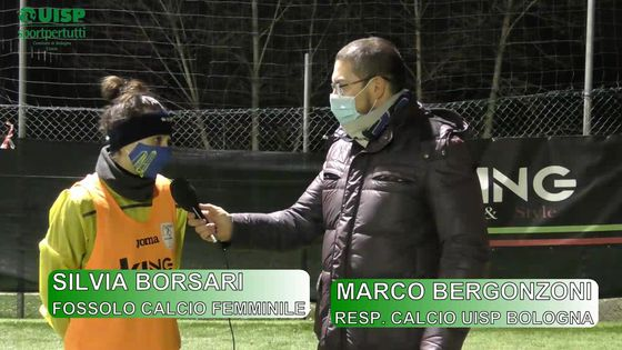 FOSSOLO: SPECIALE CALCIO FEMMINILE – Calcio UISP Bologna