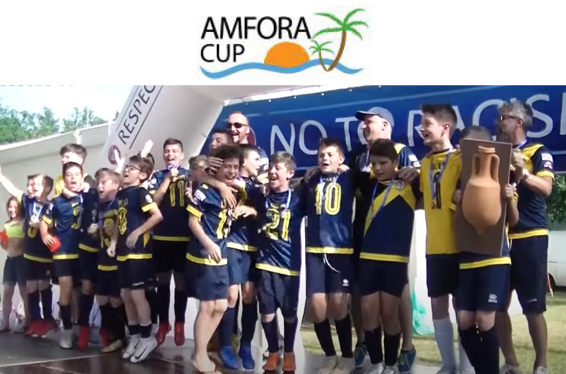 Torneo Amfora Cup – Croazia