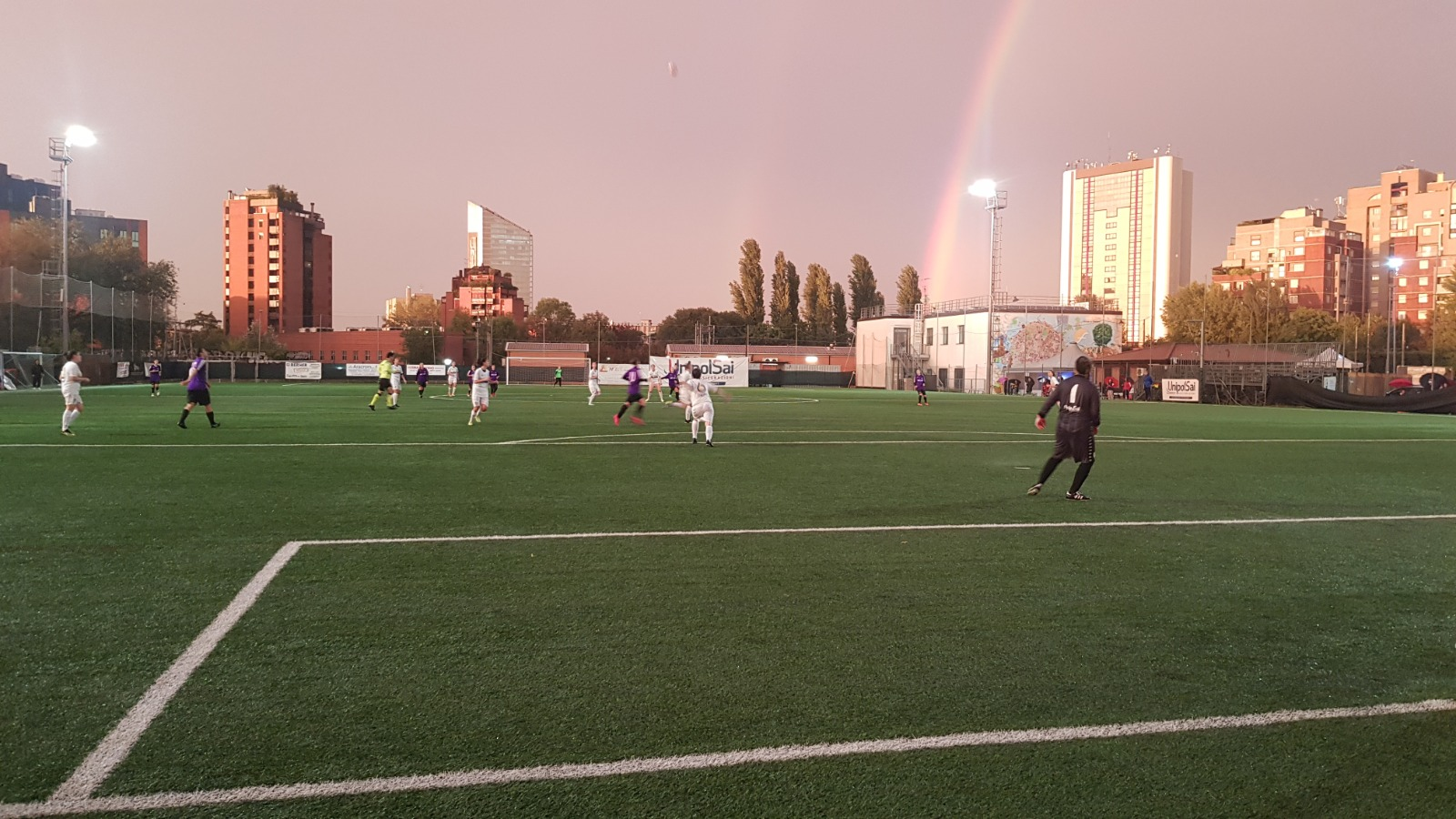 6-0 alla Sammartinese