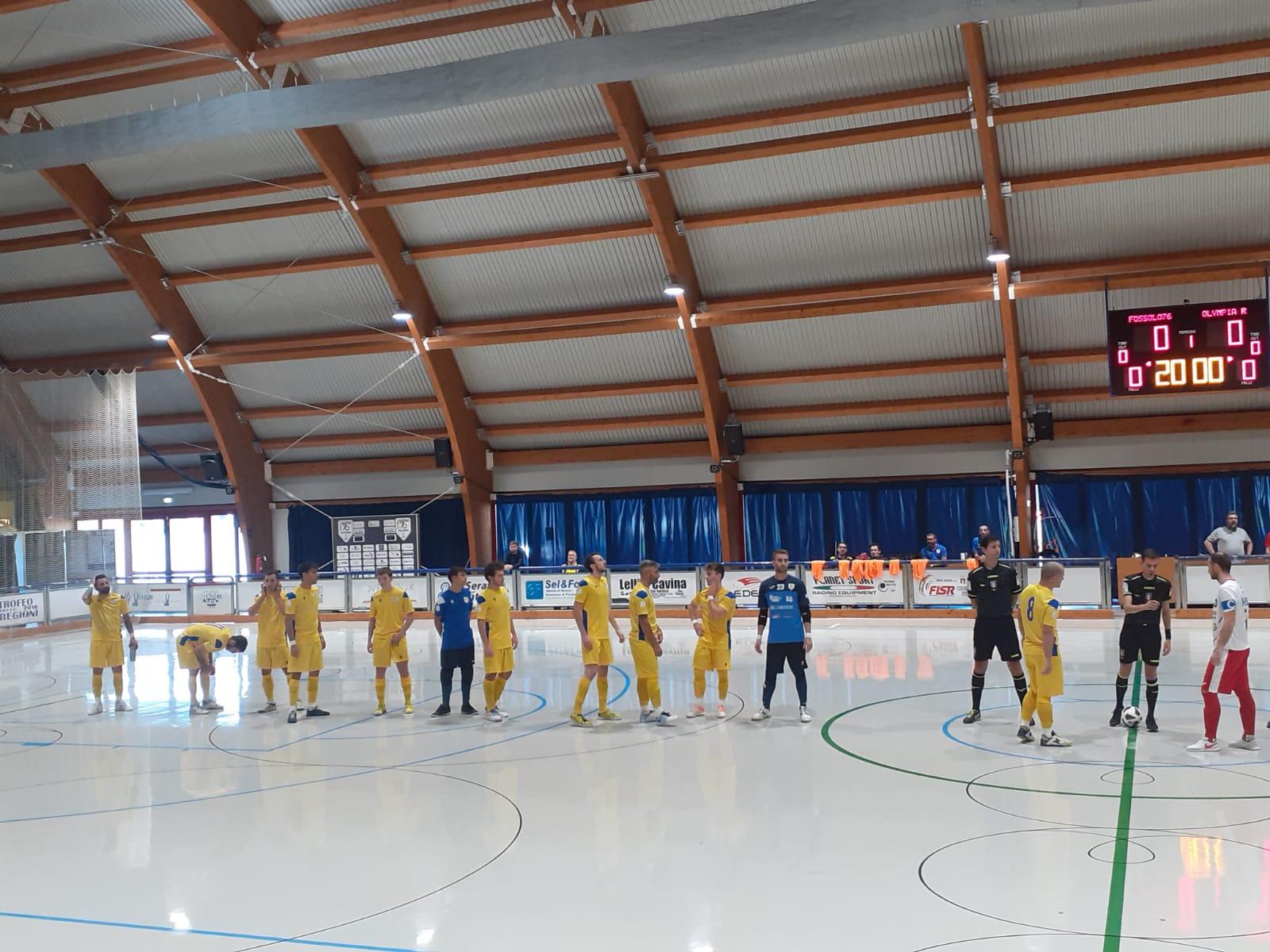Rovereto battuta 3-2